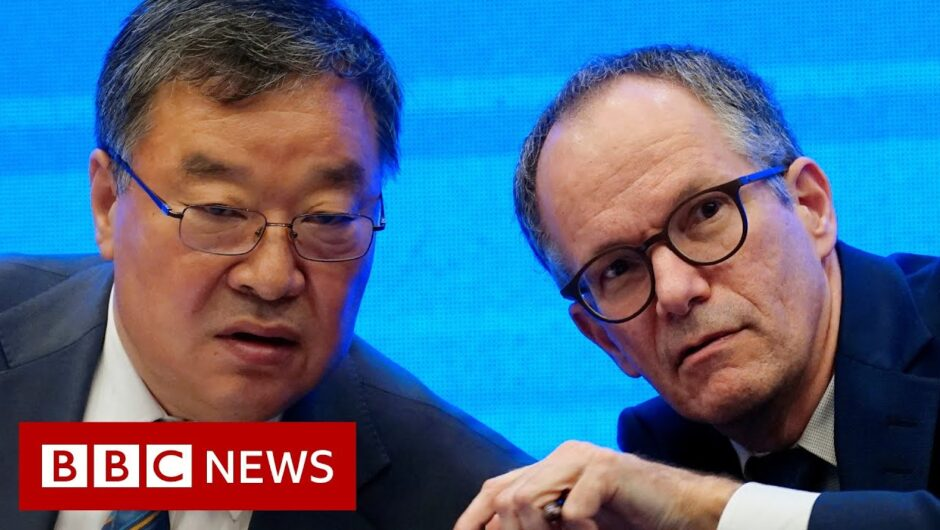 WHO team dismiss theory Covid-19 leaked from Chinese lab – BBC News