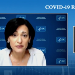 CDC's Walensky concerned about decline in COVID-19 cases and deaths stalling