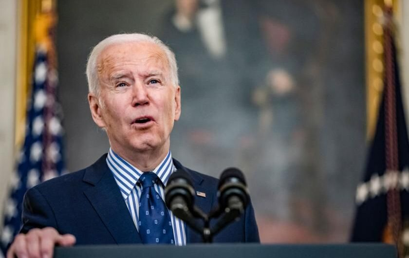 Satisfied Biden doesn't think COVID-19 relief bill compromises 'altered the essence' of initial proposal