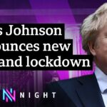 Coronavirus: New lockdown for England ahead of 'hardest weeks' – BBC Newsnight