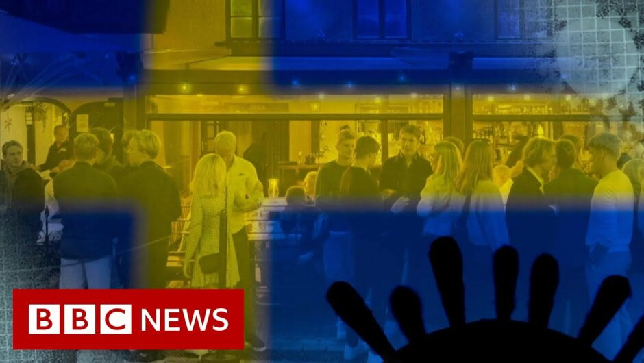 Covid-19: Is Sweden getting it right? – BBC News