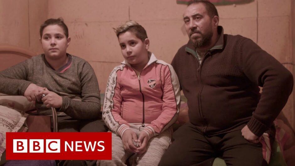 Europe's Roma community's life under Covid – BBC News