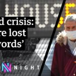 Covid-19 in England: How are people coping? – BBC Newsnight