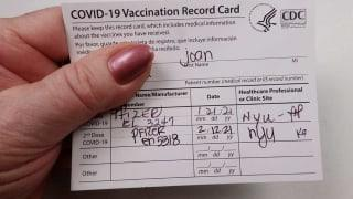How to Protect Your COVID-19 Vaccination Card