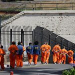 Thousands of inmates given the chance to serve their sentence at home because of COVID-19 might go back to prison cells