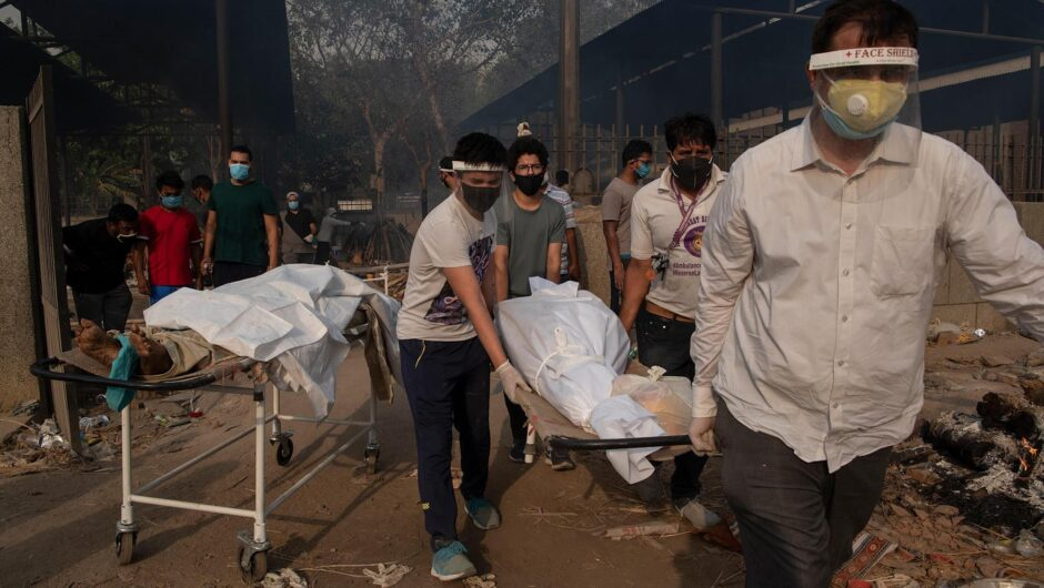India's COVID-19 Crisis Is Spiraling Out of Control. It Didn't Have to Be This Way