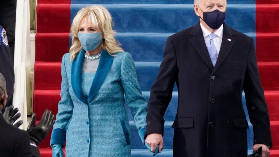 The Bidens encourage Americans to get vaccinated against the coronavirus in Easter message
