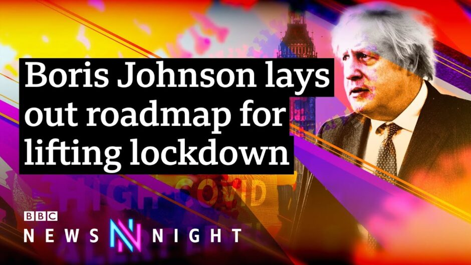 Covid-19: How realistic is the PM's timetable for easing England's lockdown? – BBC Newsnight