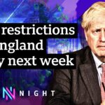 Coronavirus: What could new restrictions look like in England? – BBC Newsnight