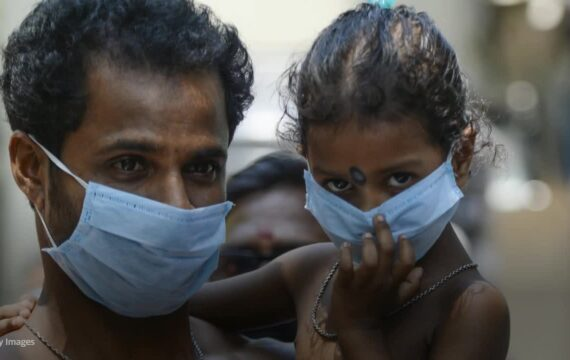 India accounts for 46% of world's new COVID-19 cases and quarter of deaths