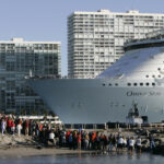 Two young unvaccinated passengers on Royal Caribbean cruise test positive for coronavirus