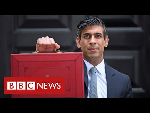 Chancellor unveils biggest Budget tax rises in decades to fund Covid crisis – BBC News