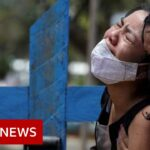 Brazil has more than 4,000 Covid deaths in 24 hours for first time – BBC News