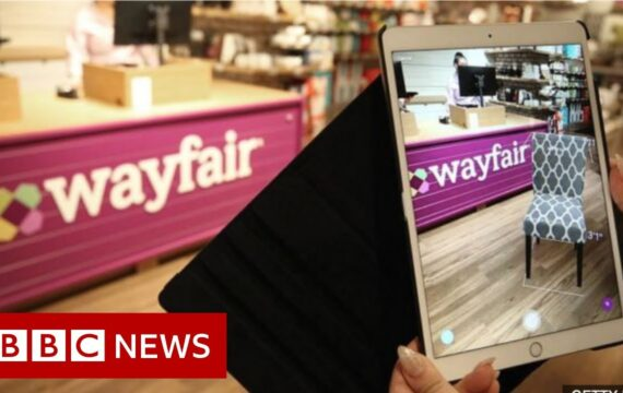 Wayfair: The false conspiracy about a furniture firm and child trafficking – BBC News