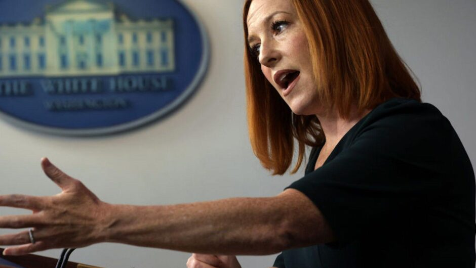 The Biden White House confronted Fox News about its hosts' bid to erode trust in the COVID-19 vaccine