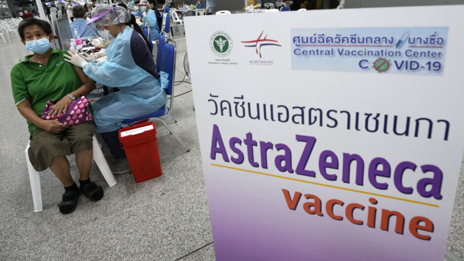 Thailand preparing to limit exports of its COVID-19 vaccine