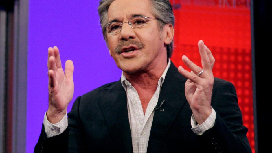 Fox News' Geraldo Rivera says it's 'crazy talk' to say not getting the COVID-19 vaccine is a 'constitutional right'