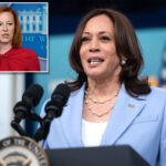 White House says Harris tests negative for COVID-19