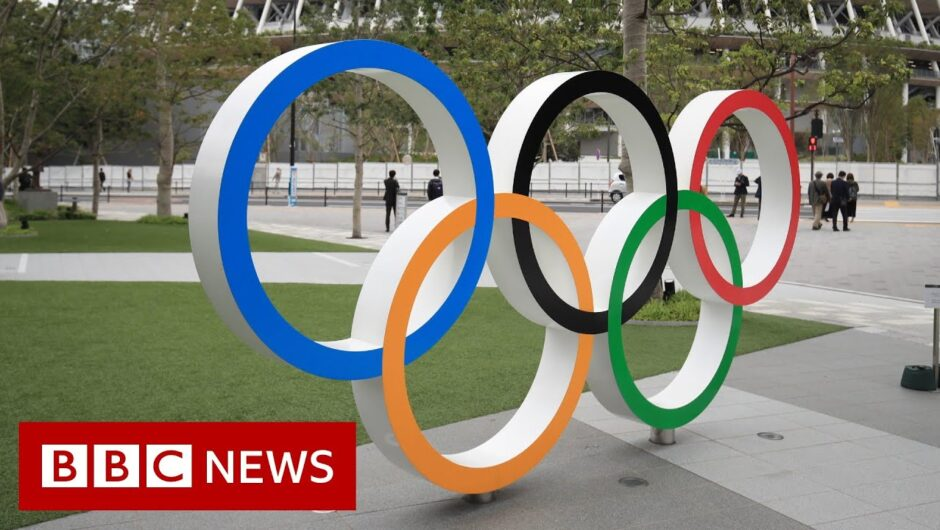 Japan extends Covid restrictions as Olympics loom – BBC News