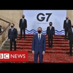 India's G7 delegation forced to self-isolate after positive Covid tests – BBC News