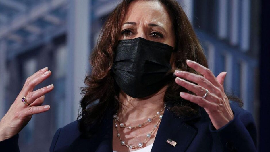 Kamala Harris was en route to Vietnam to donate 1 million COVID-19 vaccines when China swooped in to one-up the US and offered 2 million shots