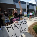 An entire Georgia school district shut down less than 2 weeks after classes began after at least 76 students and 67 staff reportedly got COVID-19