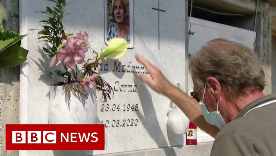 Coronavirus: Return to Lombardy, the 'Wuhan of the West' – BBC News